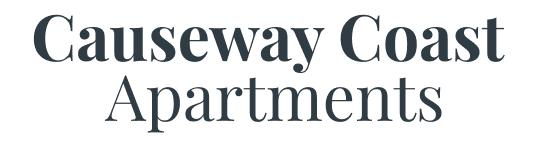 Causeway Coast Apartments